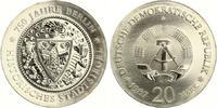 1987  20 Mark Stadtsiegel ST  285,00 EUR  zzgl. 4,00 EUR Versand