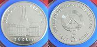 1987  5 Mark Nikolaiviertel Bankfrisch  5,00 EUR  zzgl. 1,70 EUR Versand