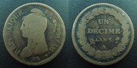 France DIRECTOIRE, surfrappe du 2 décimes AN 5 A, 18,98 grms, G.185 T... 50.94 US$ 45,00 EUR  +  9.62 US$ shipping