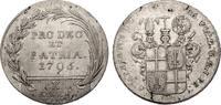 Konventionstaler 1795 Fulda Bistum ss-vz  375,00 EUR kostenloser Versand