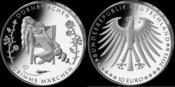 10 Euro Gedenkmünzensatz 2015, Deutschland...