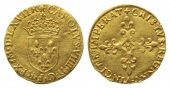 Frankreich, Ecu d'or au soleil 1567 M, Tou...