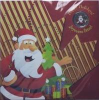25 Cents 2010 Kanada, Weihnachtsmann - Jet...