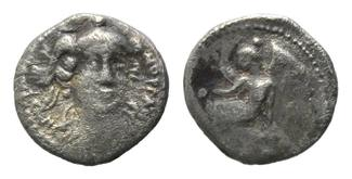 AR Litra 420-400 v.C Italien, Sizilien, St...