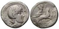 AR Denar  Röm. Republik, C. Vibius Pansa, 90 v.Chr., ss  45,00 EUR  zzgl. 6,40 EUR Versand