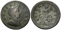 1/2 Penny 1720,  Großbritannien, Georg I., 1714-1727, s+  34,00 EUR  zzgl. 6,40 EUR Versand