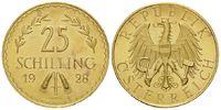 25 Schilling 1928 Österreich, Erste Republik, 1918-1938, st  275,00 EUR