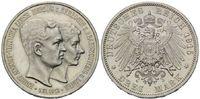3 Mark 1915 A, Braunschweig-Lüneburg, Ernst August, 1913-1918, Regierun... 335,00 EUR kostenloser Versand