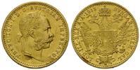 Haus Habsburg, Dukat 1915 vz+ Franz Joseph I., 1848-1916, mit jugoslawis... 285,00 EUR  zzgl. 9,40 EUR Versand