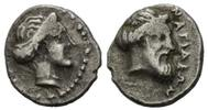 AR Obol (400-380 v.Chr) Kilikien, Stadt Nagidos, ss  116,00 EUR kostenloser Versand