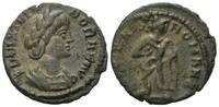 AE Follis TRP =Trier,  Röm. Reich, Theodora, Zweite Gemahlin des Consta... 119,00 EUR kostenloser Versand