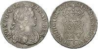 Ecu de Navarre 1718 Frankreich, Ludwig XV., 1715-1774, ss  495,00 EUR  zzgl. 9,40 EUR Versand