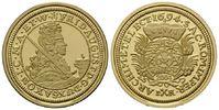 Dukat 1694 (NP 2004) Sachsen, Friedrich August, PP  165,00 EUR