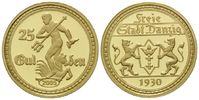 25 Gulden 1930 (NP 2005) Danzig, Freie Stadt, PP  165,00 EUR