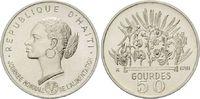 50 Gourdes 1981 Haiti, FAO - Welternährungstag 1981, st  29,00 EUR
