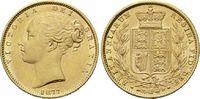 Sovereign 1877 S Australien, Victoria, 183...
