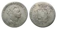 Taler =6 Zloty 1794 Polen, Stanislaus August, 1764-1795, s-ss  195,00 EUR kostenloser Versand