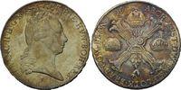 Kronentaler 1796 C Haus Habsburg, Franz II., 1792-1797, schöne Tönung, ... 115,00 EUR kostenloser Versand