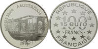 100 Francs 1996 Frankreich, Famous Monuments of Europe - Magere Brug, A... 35,00 EUR  zzgl. 6,40 EUR Versand