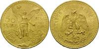 50 Pesos 1924, Mexiko, Centenario, vz-st, Rdf.  1690,00 EUR  zzgl. 9,40 EUR Versand