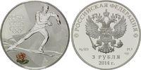 3 Rubel 2014, Russland, Olympische Spiele in Sotchi 2014 - Skilanglauf,... 54,00 EUR  zzgl. 6,40 EUR Versand