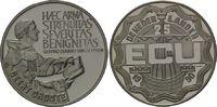 25 Ecu 1998 Niederlande, Geert Groote, PP  15,00 EUR  zzgl. 6,40 EUR Versand