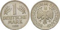 1 Mark 1966, Deutschland,  st  9,00 EUR  zzgl. 6,40 EUR Versand