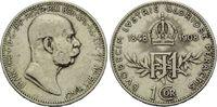 1 Krone 1908, Haus Habsburg, Franz Joseph I., 1848-1916, 60-jähriges Re... 7,00 EUR  zzgl. 6,40 EUR Versand