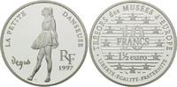 10 Francs = 1,5 Euro 1997 Frankreich, Schätze eurpäischer Museen - La P... 24,00 EUR  zzgl. 6,40 EUR Versand