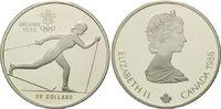 20 Dollars 1986, Kanada, Olympische Spiele in Calgary 1988 - Skilanglau... 34,00 EUR  zzgl. 6,40 EUR Versand