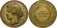 Medaille 1887, Frankreich, Anlässlich der Hanoi-Ausstellung 1887, vz-st  325,00 EUR  zzgl. 9,40 EUR Versand