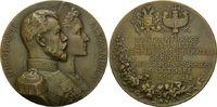 Medaille 1896, Russland, Besuch des Zarenpaares in Paris, vz  170,00 EUR  zzgl. 6,40 EUR Versand
