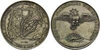Medaille 1842, Hamburg, Großer Brand von 1842, Kratzer i.F., ss-vz  260,00 EUR  zzgl. 9,40 EUR Versand
