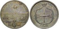 Medaille o.J. (1797), Emden,  vz+, Patina  490,00 EUR  zzgl. 9,40 EUR Versand