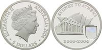 5 Dollars 2004, Australien, Olympiade Sydney 2000, Sydney to Athens 200... 59,00 EUR kostenloser Versand