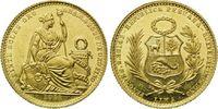 20 Soles 1951, Peru,  f.Kr., f.st