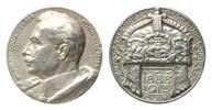 Brandenburg-Preußen, Silbermedaille v. Lauer Wilhelm II., 1888-1918,