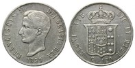 Italien, 120 Grana Francesco II., 1859-1869,