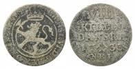 8 Skilling 1733 Norwegen, Christian VI., 1730-1746, s-ss  65,00 EUR  zzgl. 6,40 EUR Versand
