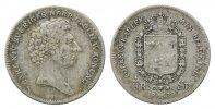 1/8 Riksdaler 1832,  Norwegen, Carl XIV. Johann, 1818-1844, ss  49,00 EUR  zzgl. 6,40 EUR Versand
