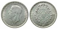 2 Kronen 1948 TS,  Schweden, Gustaf V., 1907-1950, vz  19,00 EUR  zzgl. 6,40 EUR Versand