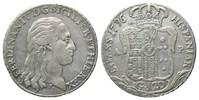 Piastra zu 120 Grana 1796 AP Italien, Neapel und Sizilien, Ferdinand IV... 195,00 EUR kostenloser Versand