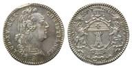 Silberjeton v. R. Fil, 1738 Frankreich, Ludwig XV., 1715-1774, ss+  79,00 EUR  zzgl. 6,40 EUR Versand