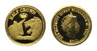1/2 Crown 2011 TDC, Lion and Bull, Box, PP  30,00 EUR  zzgl. 6,40 EUR Versand