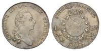 Riksdaler 1777 OL Schweden, Gustaf III., 1771-1792, vz  1095,00 EUR kostenloser Versand
