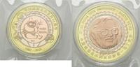Medaille 2016, China, 35 Jahre Panda-Goldmünzen, PP  19,90 EUR kostenloser Versand
