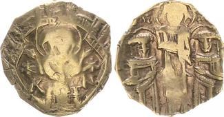 Gold Hyperpyron 1295-1320 Antike / Byzanz ...