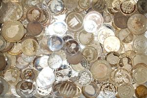 Medaillen und Münzen 1kg Feinsilber  Deuts...