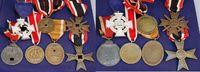 Ordensammlung mit 7 Orden ca.1939-44 Deutschland / 3.Reich 3.Reich Orde... 215,00 EUR  +  7,50 EUR shipping