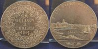 Frankfurt / 3 1/2 Gulden, Doppeltaler 1841 ss Frankfurt 3 1/2 Gulden, Do... 210,00 EUR  zzgl. 4,50 EUR Versand